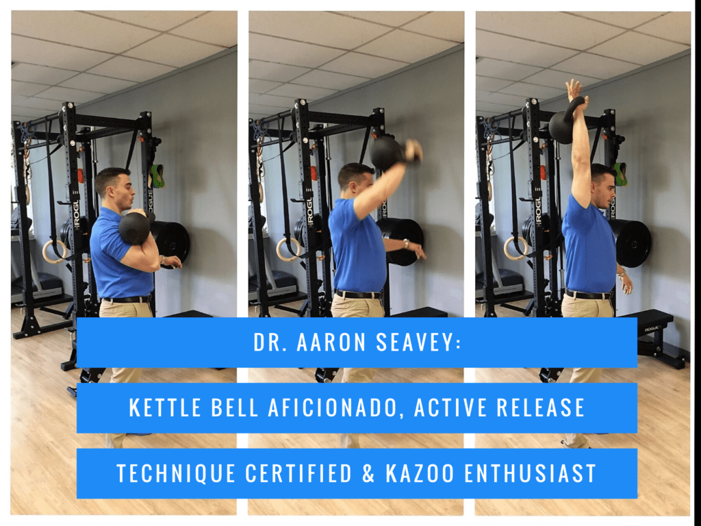 Get to know Dr. Aaron Seavey